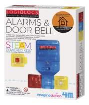 4M Logiblocs E-Building Blocks System Alarms & Door Bell Kids Science Kit