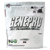 GENEPRO Protein: 60 Servings, Premium Protein for Absorption, Muscle Growth and Mix-Ability