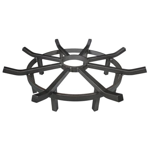 Titan Great Outdoors 24 Wagon Wheel Fire Grate