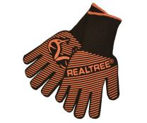 Realtree Grill Products 100532019 Heat Resistant Grilling Gloves, One Size Fits All, Realtree Brown