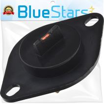 DC32-00007A Dryer Thermistor DIRECT Replacement For OEM Part By Blue Stars - Exact Fit for Samsung & Kenmore Dryers - Replaces AP4201716, 2068429, PS4204984