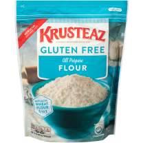 Krusteaz Gluten Free All-Purpose Flour, 32 oz pack of 8