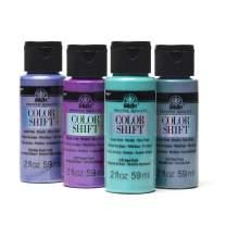 FolkArt Color Shift Paint, 4 Pack