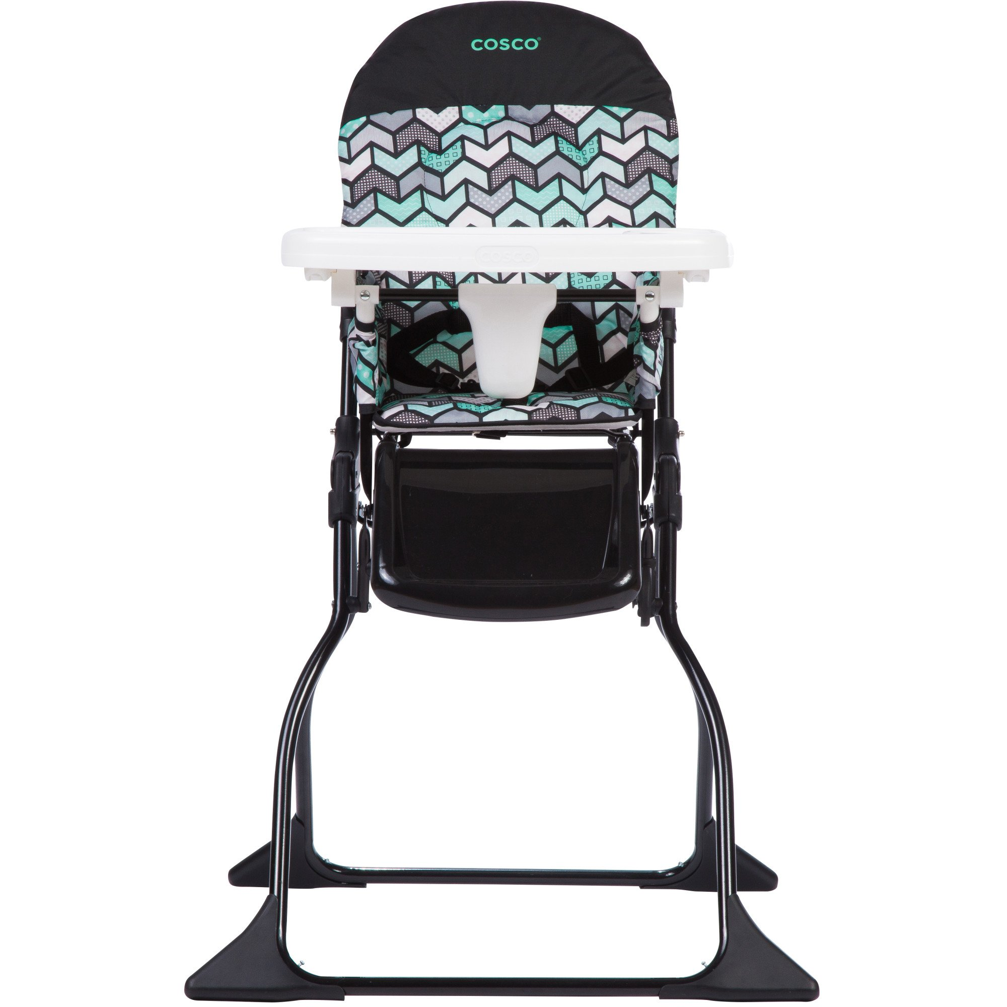 Cosco Simple Fold High Chair, Spritz