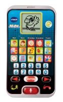 VTech Call & Chat Learning Phone (Frustration Free Packaging), Great Gift For Kids, Toddlers, Toy for Boys and Girls, Ages 2, 3, 4, 5