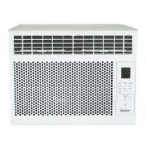 Haier 6,000 BTU Electronic Window Air Conditioner for Small Rooms up to 250 sq ft, White