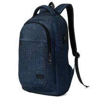 MarsBro Laptop Backpack, Business Travel College Backpack Anti Theft Water Resistant 15.6 Inch Bag Blue