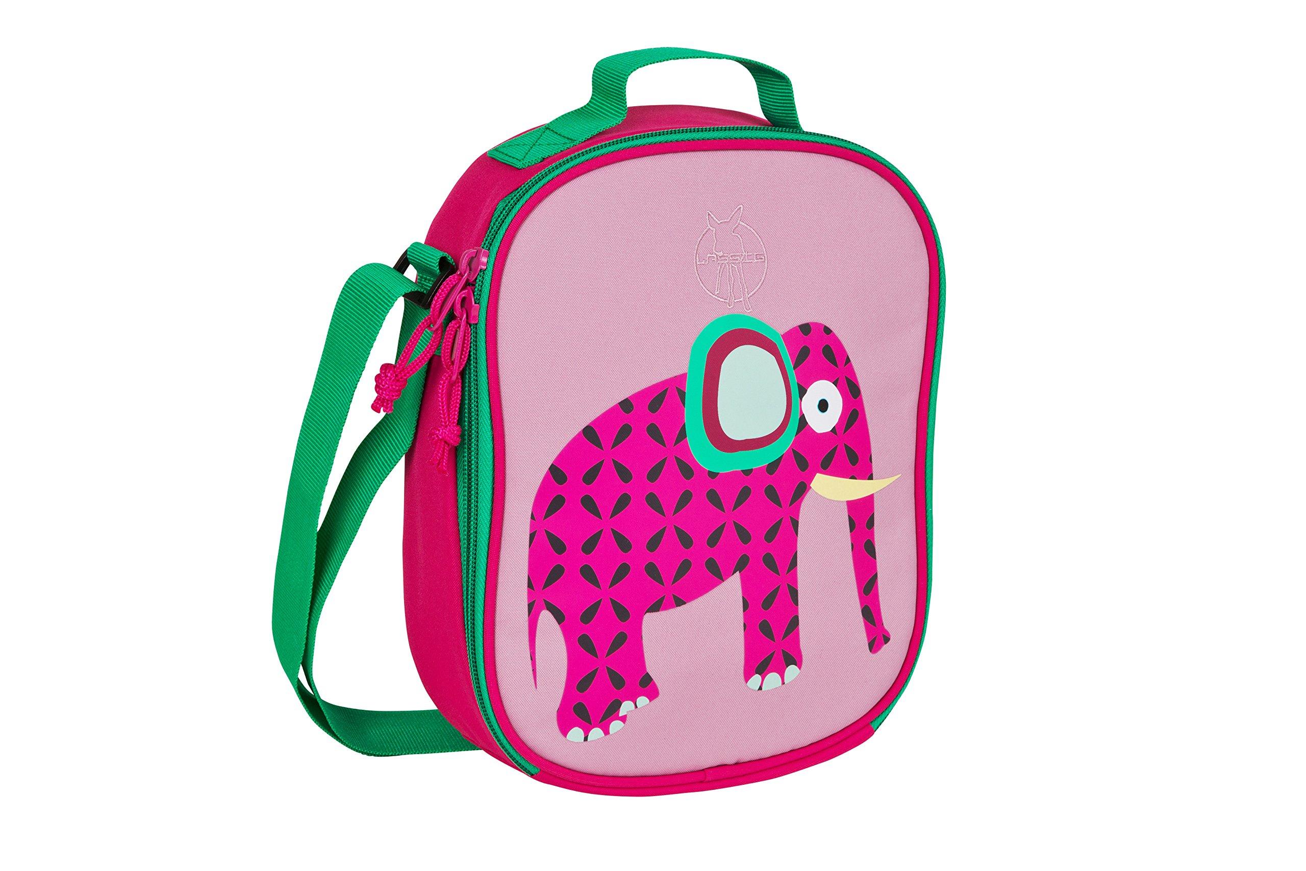 Lassig Kids Lunch Bag Wildlife Elephant