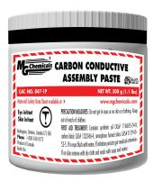 MG Chemicals Carbon Conductive Assembly Paste, 1 Pint Jar