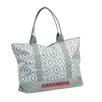 Logo Brands Officially Licensed NCAA Ikat Tote, One Size