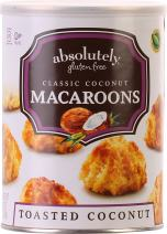 Absolutely Gluten Free Toasted Coconut Macaroons, 10oz (2 Pack)