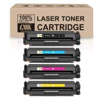 CMCMCM Compatible Toner Cartridge Replacement for HP 202A 202X CF500X CF500A CF501A CF502A CF503A Work for Color Laserjet Pro M254dw M254nw MFP M281fdw M281cdw M281fdn M280nw M254dn Printer (BCMY)