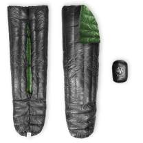 Outdoor Vitals Down TopQuilt for Ultralight Backpacking