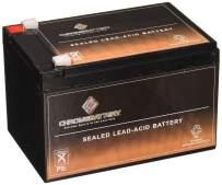 Chrome Battery 12V 12AH lead_acid_battery