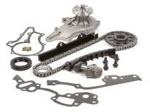 Evergreen TK2006WPT Fits 83-84 Toyota 2.4 SOHC 8V 22R Timing Chain Kit Water Pump