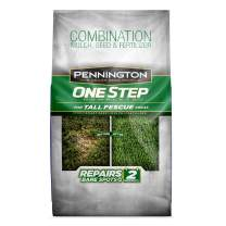 Pennington 100086825 One Step Complete Bare Spot Repair Grass Seed Mix For Tall Fescue Areas, 8.3 lb