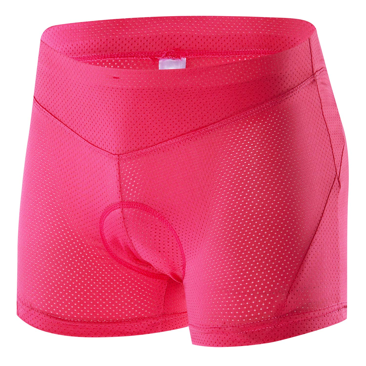Cycling Underwear Shorts 3D Padded Gel Women's Bike Bicycle Undershorts Lightweight BreathableQuick Dry