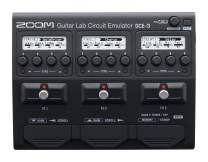 Zoom GCE-3 Guitar Lab Circuit Emulator, Compact USB Audio Interface for Emulation of Zoom Effects Processors using Guitar Lab Software