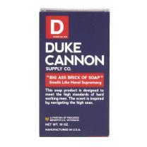 Duke Cannon Big Brick of Soap for Men - Naval Supremacy, 10oz.