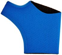 Rolyan Neoprene Pull On Thumb Support for Left Thumb, Thumb Compression Sleeve for Maximum Hand Function, Easy On Easy Off Brace Support for Thumb Sprains and Strains from Sports Injuries, Size Medium