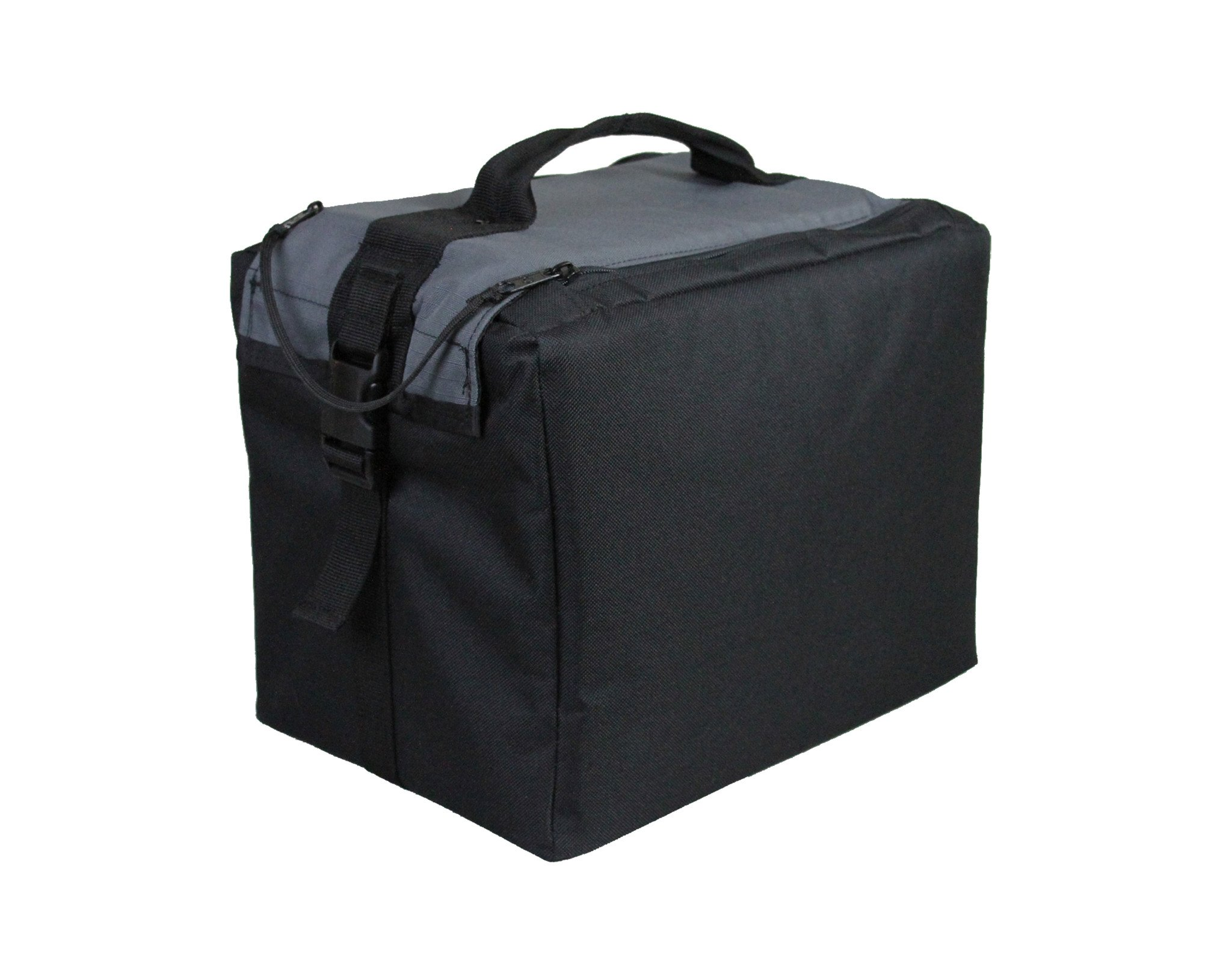 ATV TEK, 24 Pack Universal Cooler Bag, Fits Perfectly in Arch Series Bags - Black