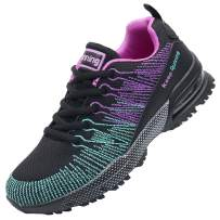 MEHOTO Womens Lightweight Athletic Running Shoes Breathable Fashion Sport Air Fitness Gym Jogging Sneakers US5.5-10