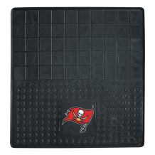 "FANMATS NFL Tampa Bay Buccaneers Vinyl Cargo Mat,Multi-Colored,31""x31"""