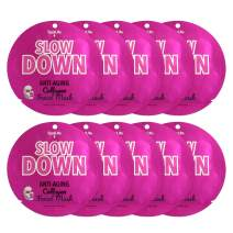 Spalife Slow Down Anti-Aging Collagen Facial Mask 10 count