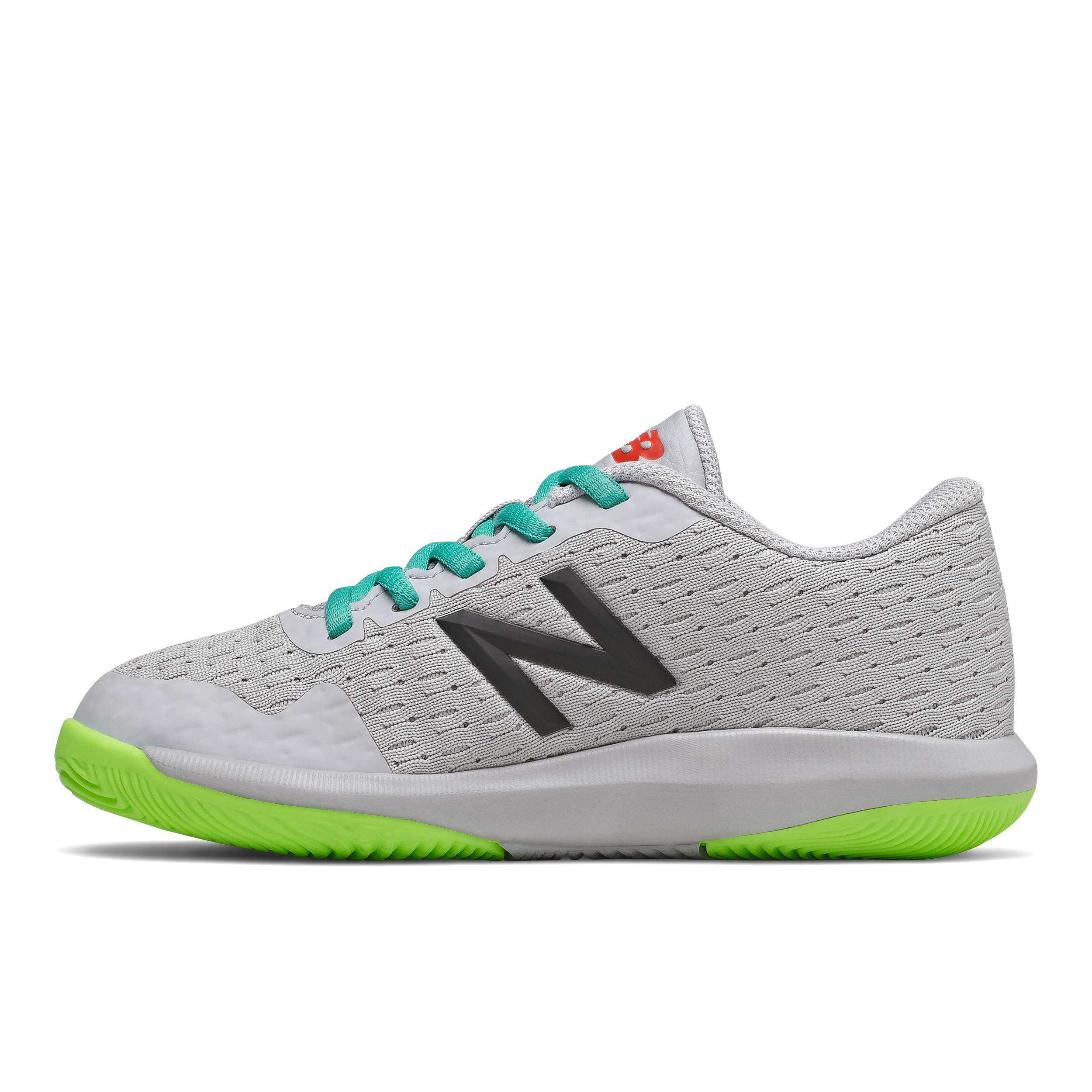 New Balance Unisex-Child 996 V4 Tennis Shoe