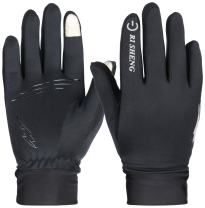 HiCool Winter Gloves, Touchscreen Gloves Men Women Running Gloves Thermal Gloves