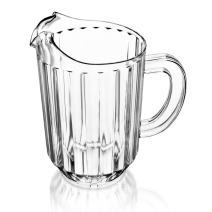 New Star Foodservice 46106 Resturant-Grade Polycarbonate Plastic Pitcher, 60 oz, Clear