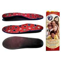 Pure Stride Arch Support Shoe Inserts – kid Sole Shoe Inserts, High Arch Insoles for Flat Feet, Arch Support Insert, Foot Arch Supports, Arch Support Shoe Insert