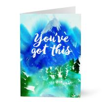 Hallmark Business Encouragement Cards for Employees (You've Got This) (Pack of 25 Greeting Cards)