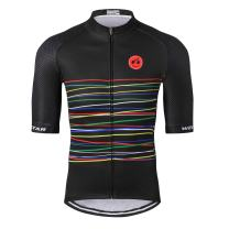 Cycling Jersey Men Bike Shirt Moutain Half Sleeved Pro Team Breathable Quick-Dry Skull Tops