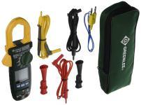 Greenlee - Clampmeter, Ac/Dc (Cmi-600), Elec Test Instruments (CMI-600)