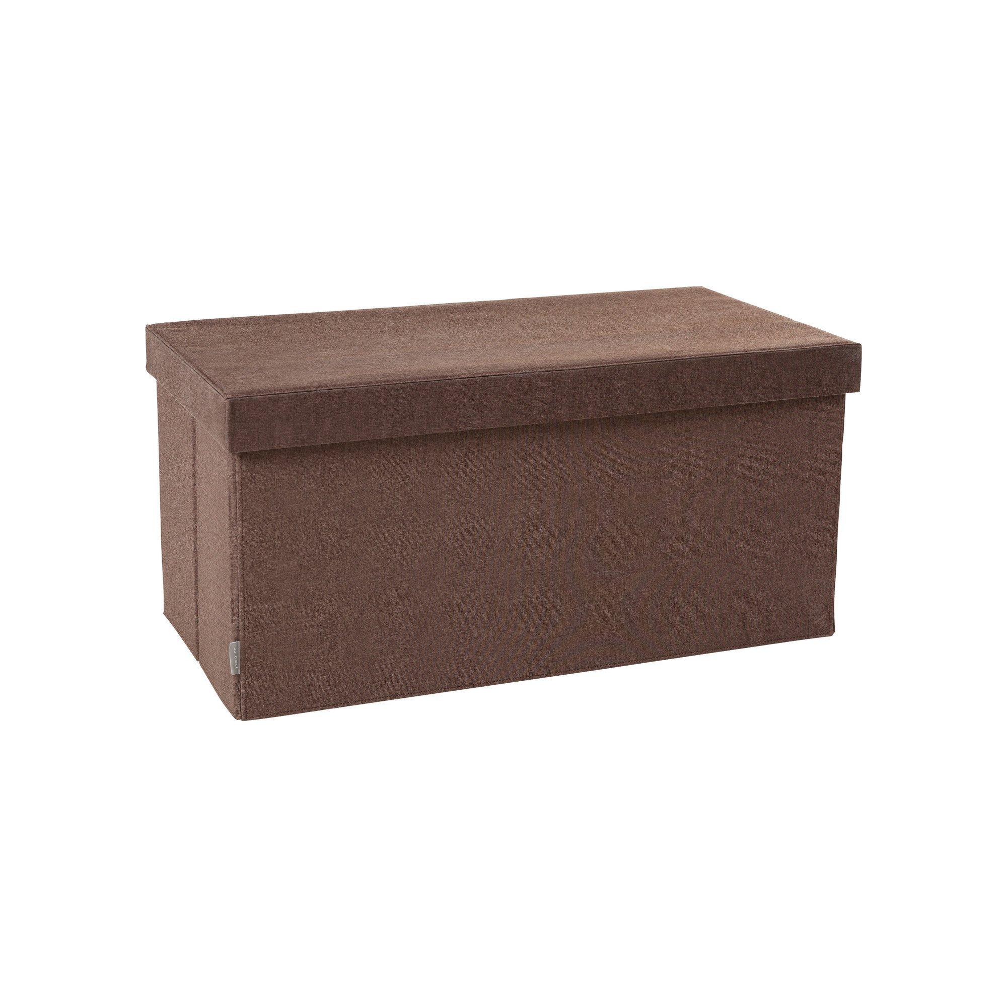 JJ Cole Storage Bench, Cocoa