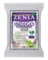 Zenia Indigo Powder (Indigofera Tinctoria) Hair/Beard Dye Color 200 grams