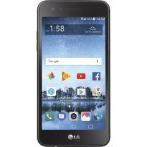 Simple Mobile LG Rebel 3 4G LTE Prepaid Smartphone