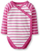 Hanna Andersson Baby/Toddler Bright Basics One Piece in Organic Cotton