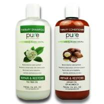 Essential oils Gift Sets with Tea Tree shampoo and conditioner (Argan Oil/Tea Tree)
