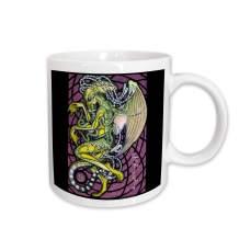 3dRose 156833_2 Mug, 15 oz, Ceramic