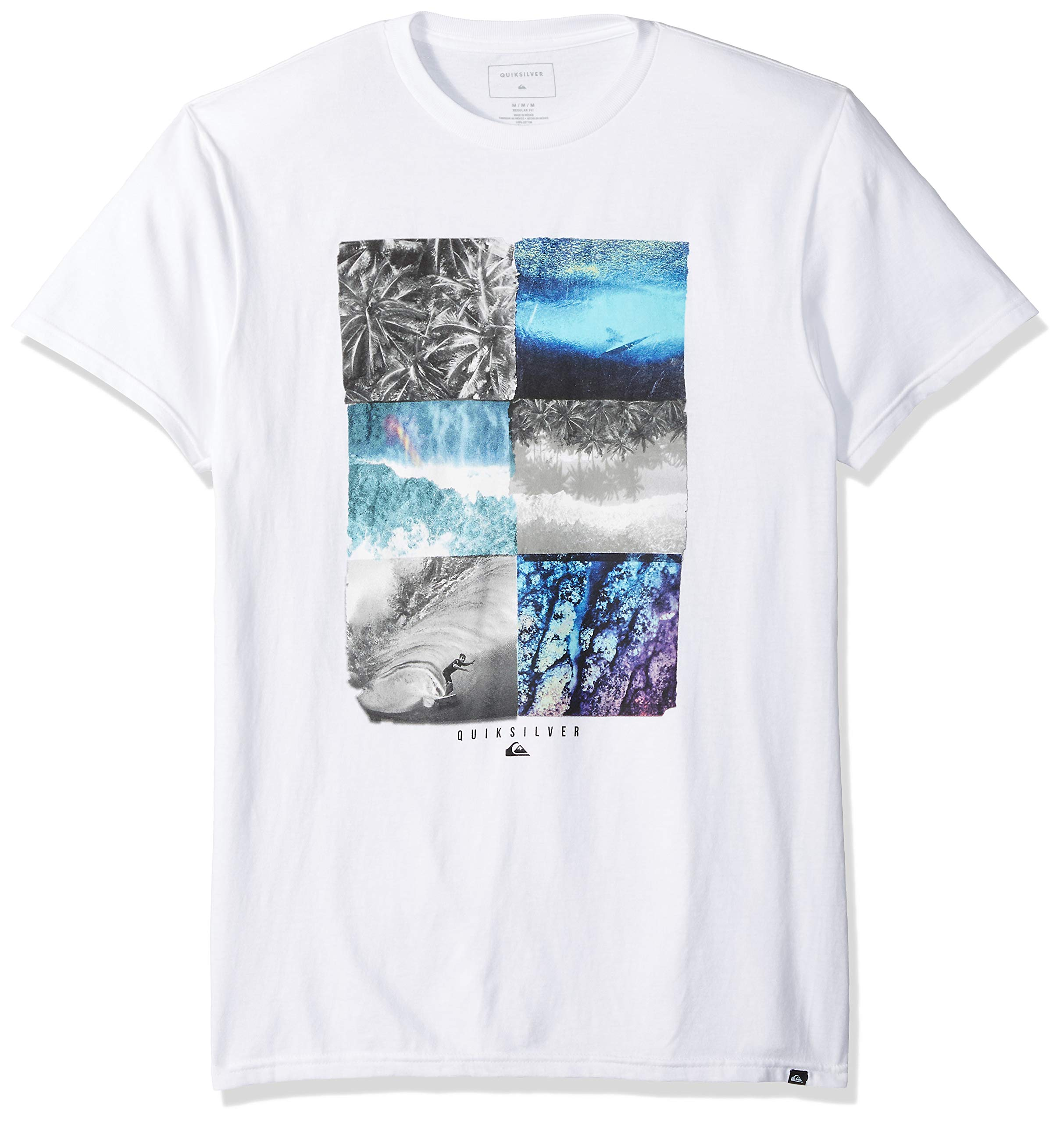 Quiksilver Men's Photo Fun Tee