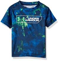 Under Armour Baby Boys Short Sleeve Graphic Tee