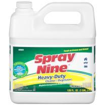 Spray Nine 26801-4PK Heavy Duty Cleaner/Degreaser and Disinfectant - 1 Gallon, (Pack of 4)