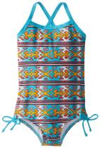 Kanu Surf Baby Girls' Kimi Geo 1 Piece Swim