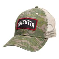 Calcutta Outdoors Men's Mesh Baseball Hat – Outdoor Performance Sun Accessory Apparel