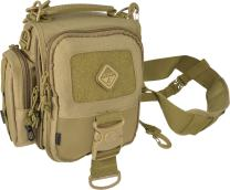 Tonto(TM) Concealed-Carry Mini-Messenger Bag w/MOLLE by Hazard 4(R)