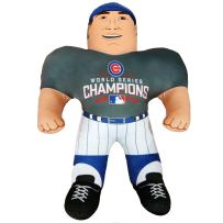 "Chicago Cubs Rizzo A. #44 2016 World Series Champions 24"" Player Plush Studd"