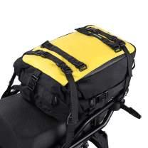 Rhinowalk Motor Pannier Bag 10/20/30L Multifunctional Waterproof Rear Rack Trunk Motorcycle Seat Bag