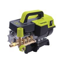Sun Joe SPX9004-PRO 2.15 HP 1300 Max PSI 2 GPM Commercial Pressure Washer, Green/Black
